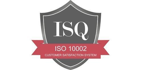 ISO 10002:2004 Müşteri Şikâyetleri Yönetimi