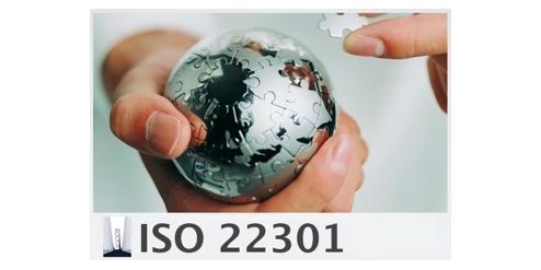 ISO 22301 Uluslararası İş Sürekliliği Yönetimi